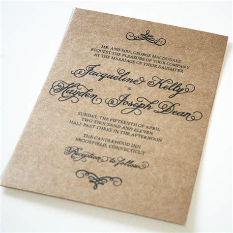 wedding invitation card stock theruntime - Wedding Invitations On Cardstock