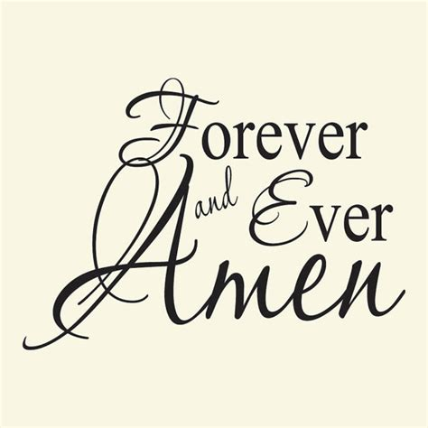 items similar to forever and ever amen for 12 quot x 12 quot tile