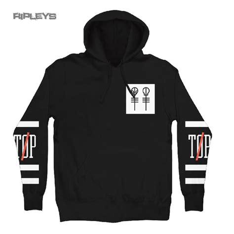 Hoodie Twenty One Pilots Inyong Clothing official twenty one pilots hoodie hoody big athletic logo pullover all sizes ebay