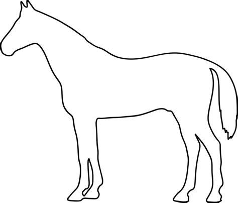imagenes para colorear un caballo caballo dibujo www pixshark com images galleries with