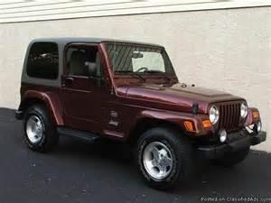 03 jeep wrangler price 2900 in atlanta