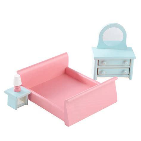 dollhouse bed lawton for sale dollhouse wooden bedroom furniture set miniatures sale sales