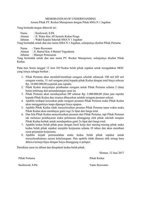 download contoh surat kuasa untuk berbagai keperluan contoh surat pernyataan dalam bahasa inggris our