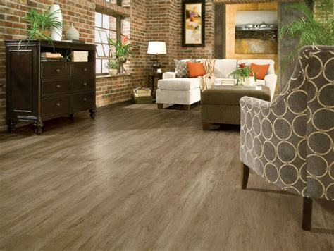 armstrong timber bay hickory barnyard gray luxe plank