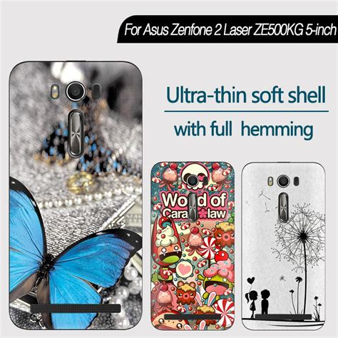 Zenfone 2 Laser 6 Inch Ze601kl Nillkin Clear Screen Protector ultra thin clear cover for asus zenfone 5