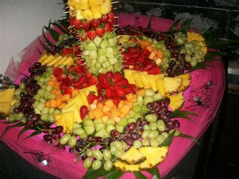 fresh fruit tree display fruit palm trees