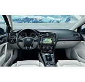 New Volkswagen Golf Estate Interior