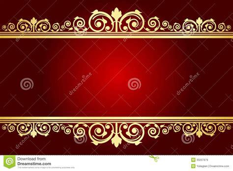 royal background stock illustration image of royal background with decorated frame stock vector image