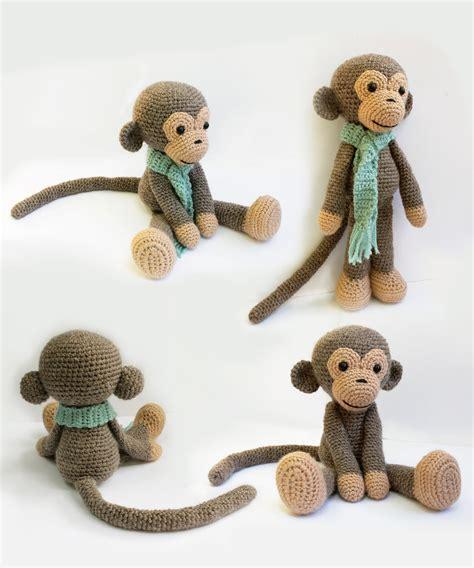 amigurumi pattern monkey amigurumi monkey pattern by anattzach on deviantart