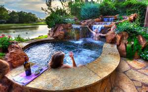 Backyard Pools Spas Backyard Paradise 30 Spectacular Pools That Will
