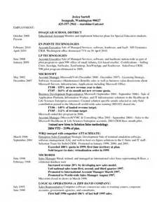 Special Education Assistant Sle Resume by The Special Education Aide Resume Resume Format Web