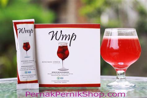 Cetakan Lontong Modern wmp hwi slimming juice minuman serbuk pelangsing rasa anggur