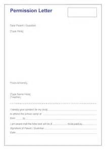 permission letter template teacher timesavers templates