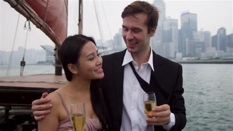 10 Couples Who Raced Up The Aisle by Mixed Race Ethnic Western Asian Chagne