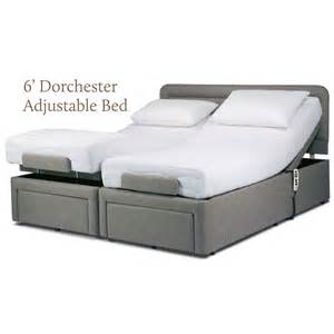 King Size Dual Adjustable Bed Sherborne Dorchester King Size Electric Dual Motor
