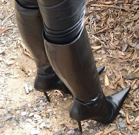 Bradley Giemly Leather Up Black Termurah X1 pin by erik j on boot worship heel boots high heel boots and boots