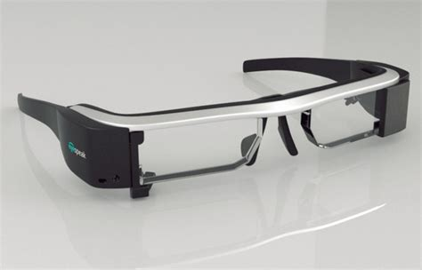 EyeSpeak Eye Tracking Augmented Reality Glasses Set To