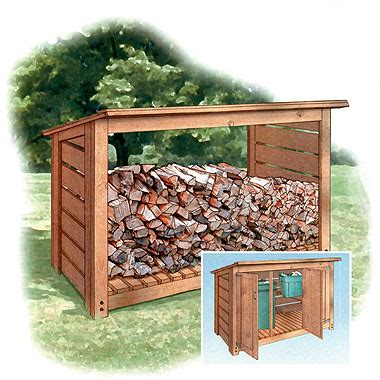 Wood Storage Shed Plans by Diy Firewood Shed Plans Discover Woodworking Projects