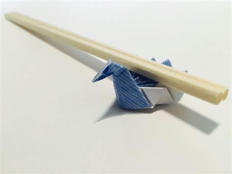 Chopstick Wrapper Origami - origami chopstick wrapper swan in 11 easy steps