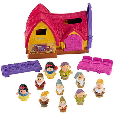 Snow White Cottage Playset by Fisher Price Snow White Cottage Snow White And The Seven