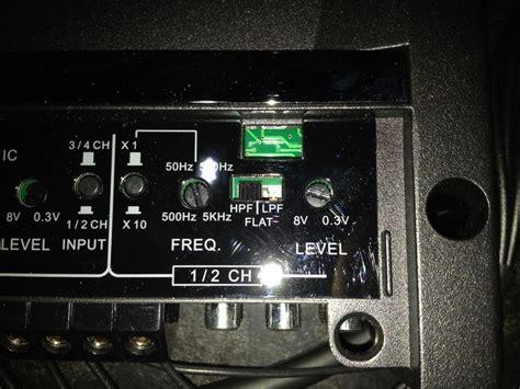 Bmw 1er Batterie Leuchtet Rot by Kein Ton Im Ganzen Auto Nach Endstufeneinbau Seite 3