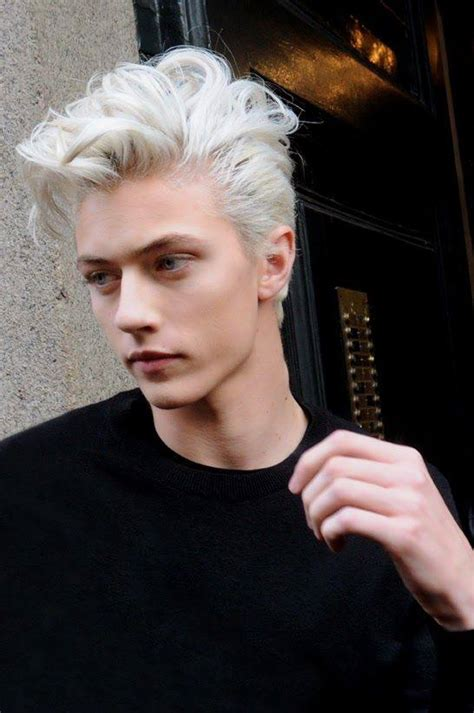 gray hair fad latest hair trend grey hair pearl white for men women