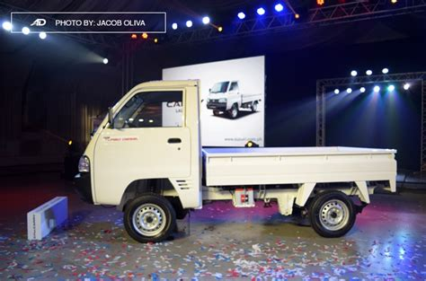 Hv 144677 Overall Kotaka M2 Square suzuki ph launches all new carry commercial vehicle