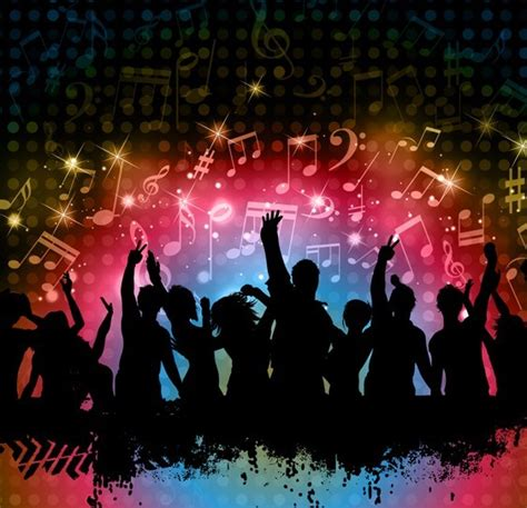 party background design download cool night music party background vector 02 free web