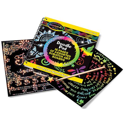 doodle pads for free scratch 174 doodle pad book raff and friends