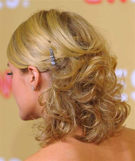 formal hairstyles down and curly medium curly prom hairstyles 2015 full dose
