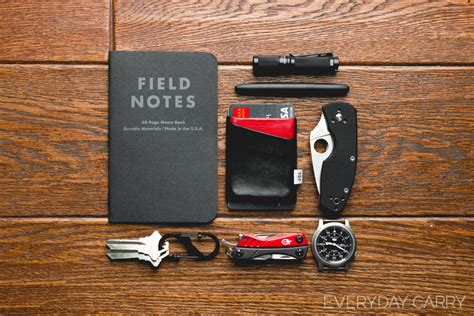 every day carry items 8 excellent entry level essentials everyday carry