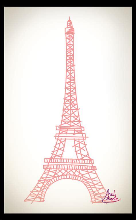 doodle tower eiffel tower doodle clipart best clipart best