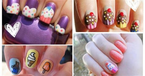 fotos de uñas pintadas hermosas club para chicas imagenes de u 209 as pintadas