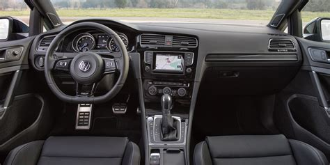 2015 Golf R Interior by 2015 Volkswagen Golf R Review