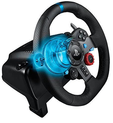 Logitech G29 Steering Wheel Aif612 1 logitech g29 driving racing wheel for ps4 pc