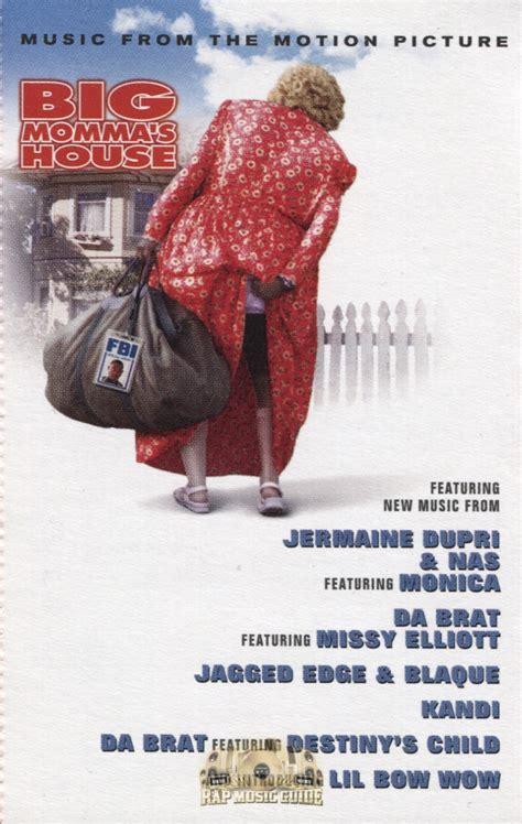 big momma s house soundtrack big momma s house soundtrack cassette tape rap music