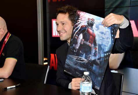 actor ant man ant man movie no superhero suit for michael douglas paul