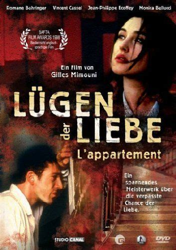 l appartement movie l appartement 1996 on collectorz com core movies