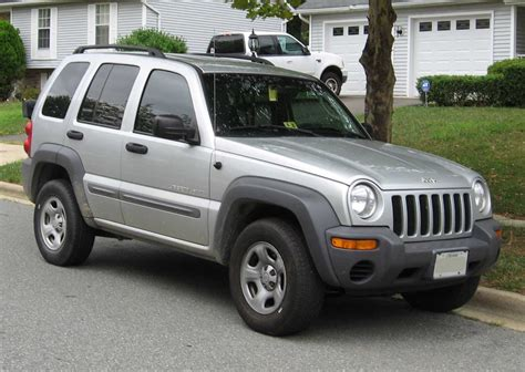 jeep models 2000 2004 jeep liberty review walk through start up full