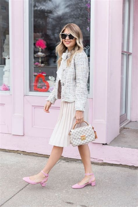 tweed style jacket tweed jackets style 2019 fashiontrendwalk