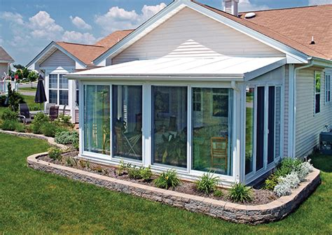 Prefab Sunroom Sunroom Kit Easyroom Diy Sunrooms Patio Enclosures