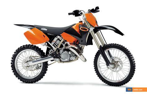 2003 Ktm 125 Sx Horsepower 2003 Ktm 125 Sx Wallpaper Mbike