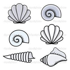 seashell tattoos tattoo tatting and tatoos