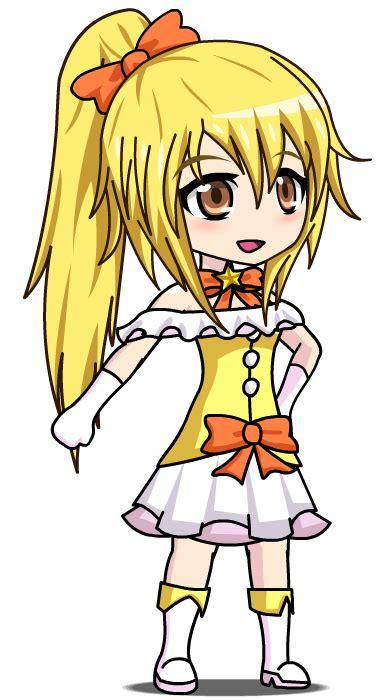 anime idol art idol tina anime gacha by lunimegames on deviantart