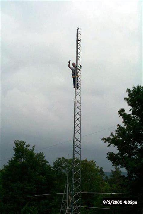 n2vr rohn hbx 48 tower install