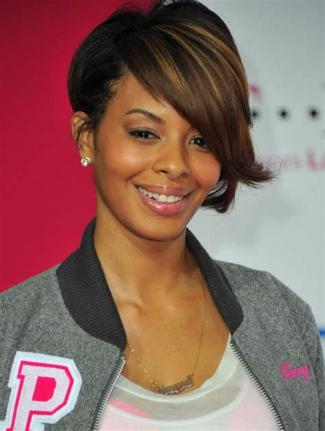 pictures short african american hairstyles 12 captivating african american short hairstyle with bangs