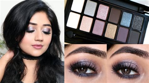 Maybeline The Rock Eyeshadow maybelline the rock palette makeup tutorial corallista
