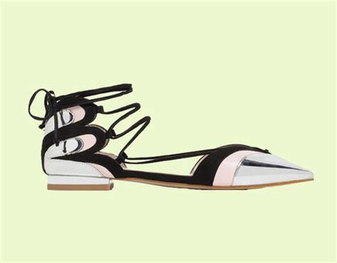Pointed Strappy Flats shoes strappy shoes strappy strappy flats pointed
