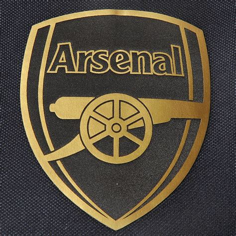 arsenal badge arsenal 15 16 third kit released footy headlines