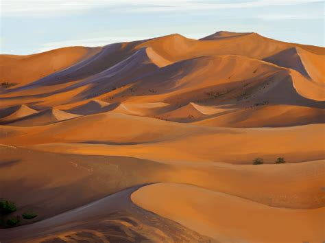 nov 23rd speed paint study desert by charfade on deviantart